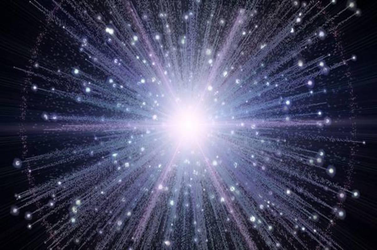 如果大爆炸之前不存在时间,那宇宙大爆炸又是怎么发生的呢?
