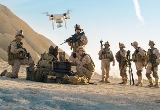 打破封殺! 美軍無視自家禁令,採購大疆無人機,網友直呼:真香