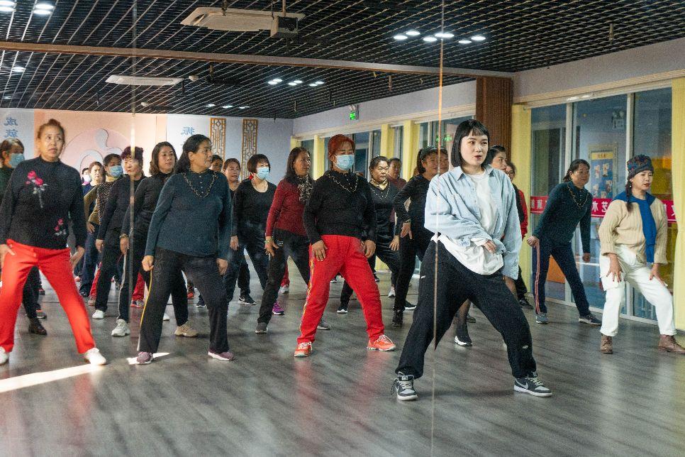 宝都舞蹈讲堂丨昌乐舞协第三期爵士舞