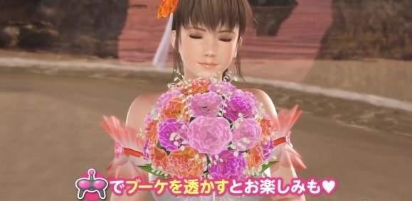 《死或生:女神假期》瞳生日活动开启 新花嫁泳装登场