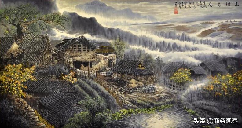 《时代复兴 沧桑百年》全国优秀艺术名家作品展——查世煜