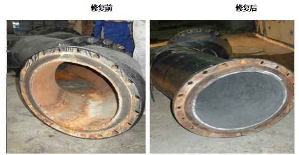 管道磨损修复-复合陶瓷