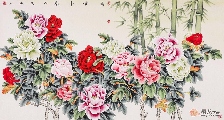 """挂画艺术博大精深,客厅装饰画更是整个家居风格的""""点睛之笔"""""""