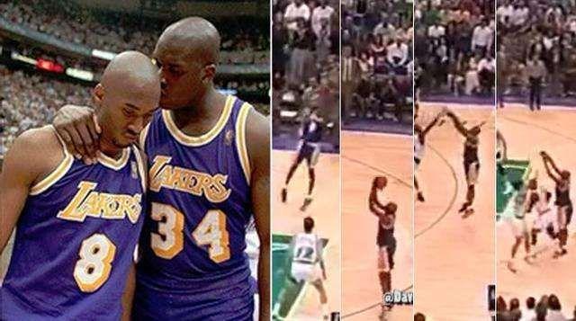 【影片】回味經典 | 23年前,當Kobe投出4個「空氣球」時,歐尼爾說了這樣的話!