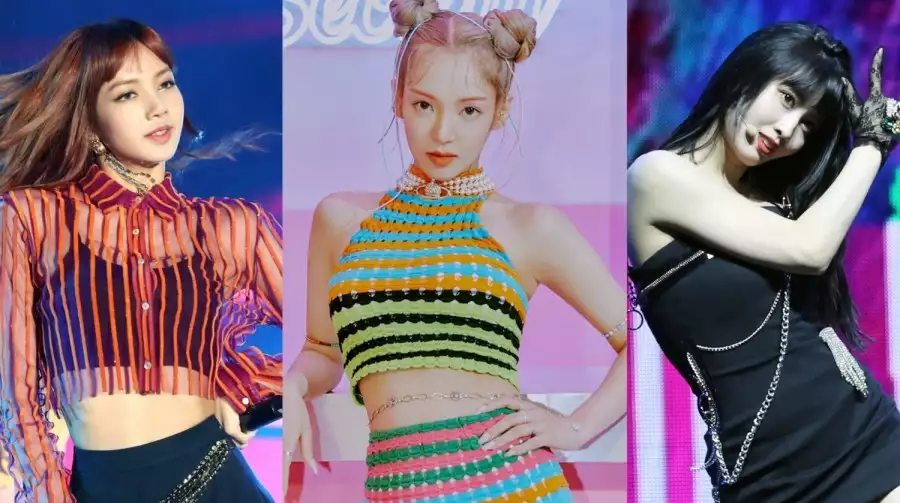 少女时代孝渊揭晓K-pop偶像中最优秀女舞者