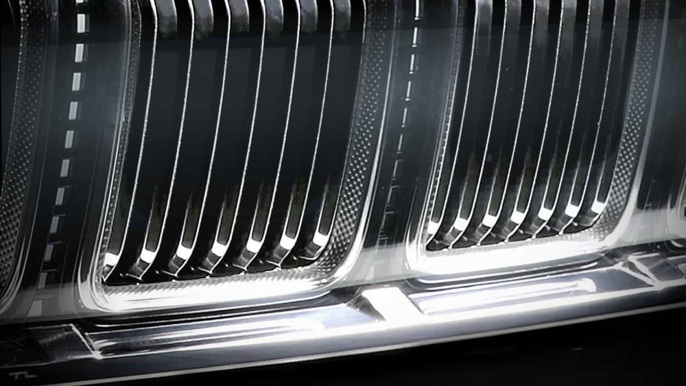 吉普大瓦格納目前最全的實車圖,全景天窗內飾中網側標悉數亮相