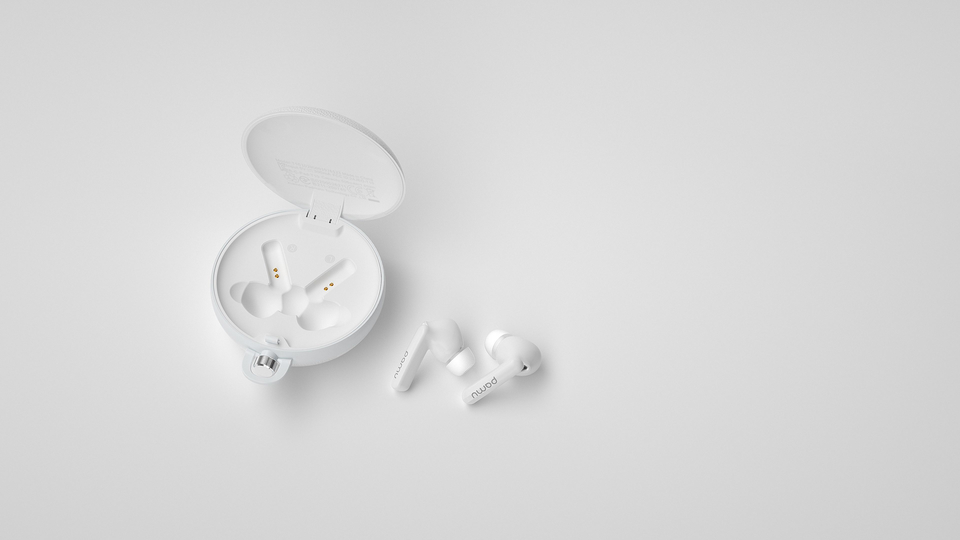 时尚轻奢!降噪派PaMu Quiet 蓝牙耳机白色款新品上市