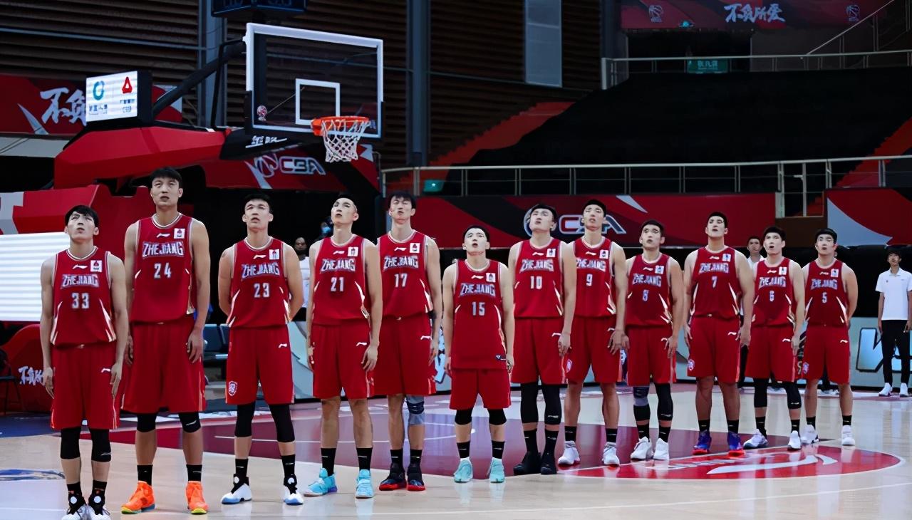浙江德比没有输家!五人20+四人是本土球员,中国男篮有未来了