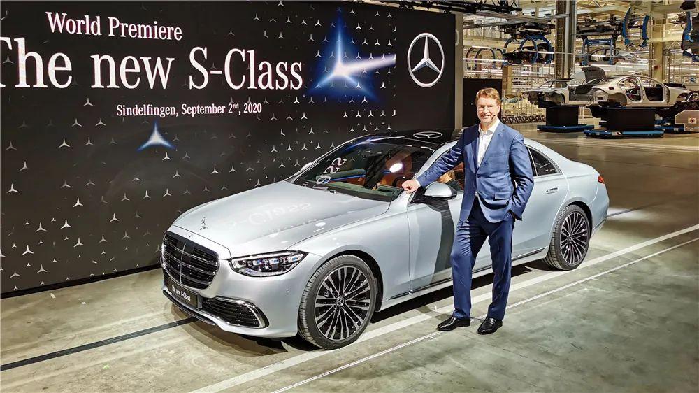 奔驰全新S级全球首发、上汽大众途观X官图发布...丨今日车闻
