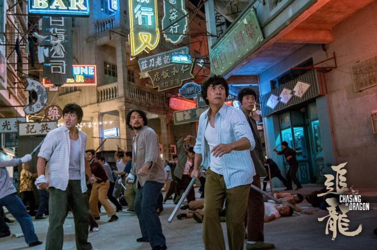 《雷洛传》背后的事,向华强夫妇亲赴台湾,吕乐放话阻止电影上映