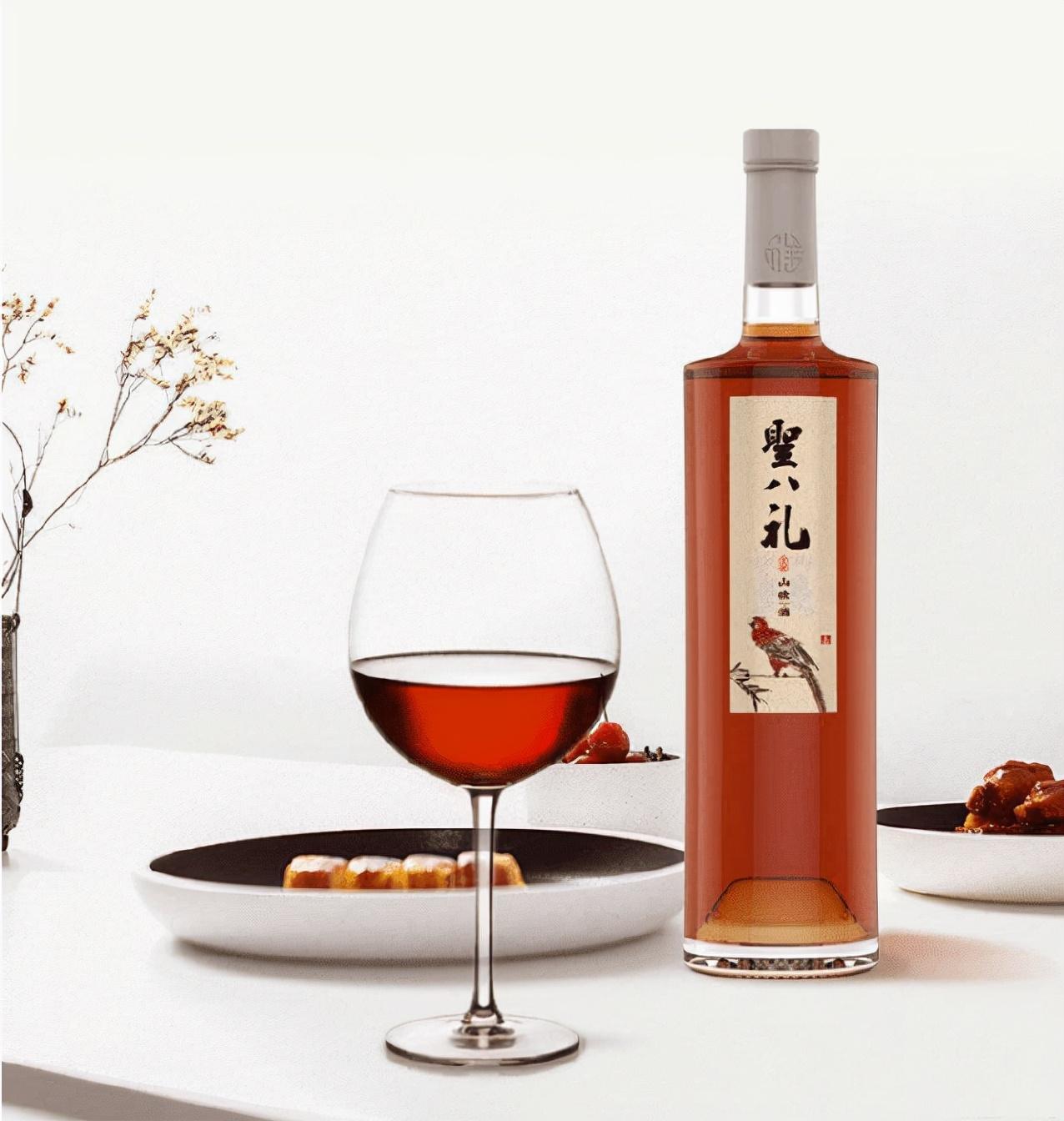 圣八礼:健康的饮品,美味的果酒