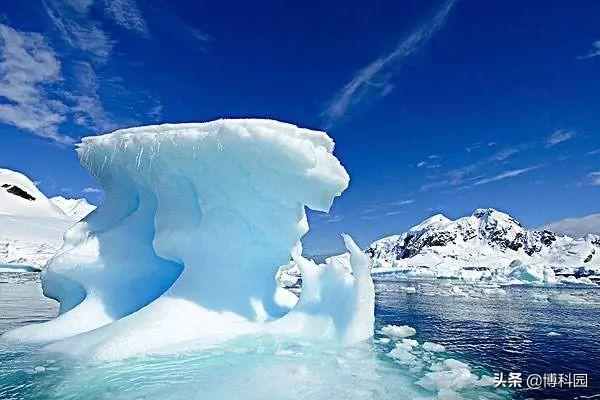 如南极20%的冰融化,全球海平面将上升11.58米!