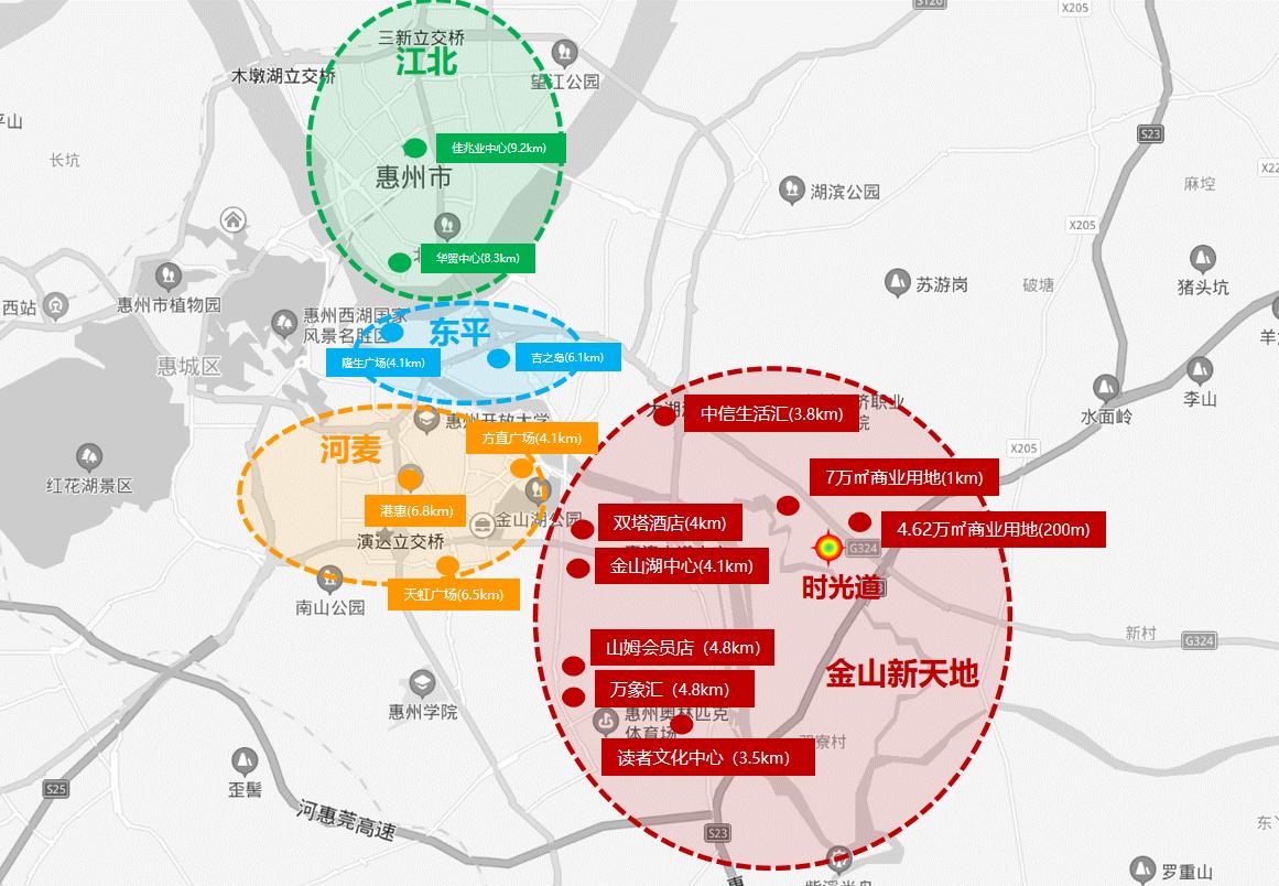 惠州最美营销中心,网红打卡地,你知道吗?