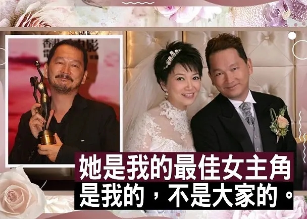 香港演員廖啟智因病去世:過完這苦澀的一生,下輩子做個幸福的人
