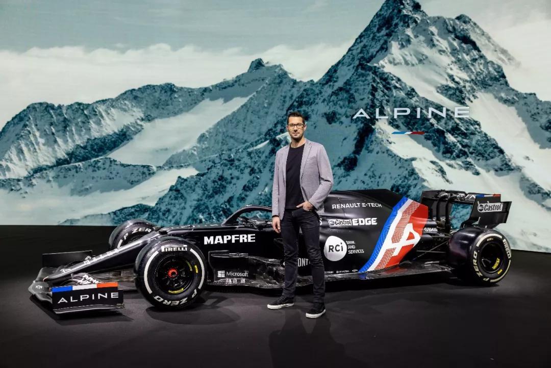性能不输法拉利,路特斯联手雷诺Alpine打造电动超跑