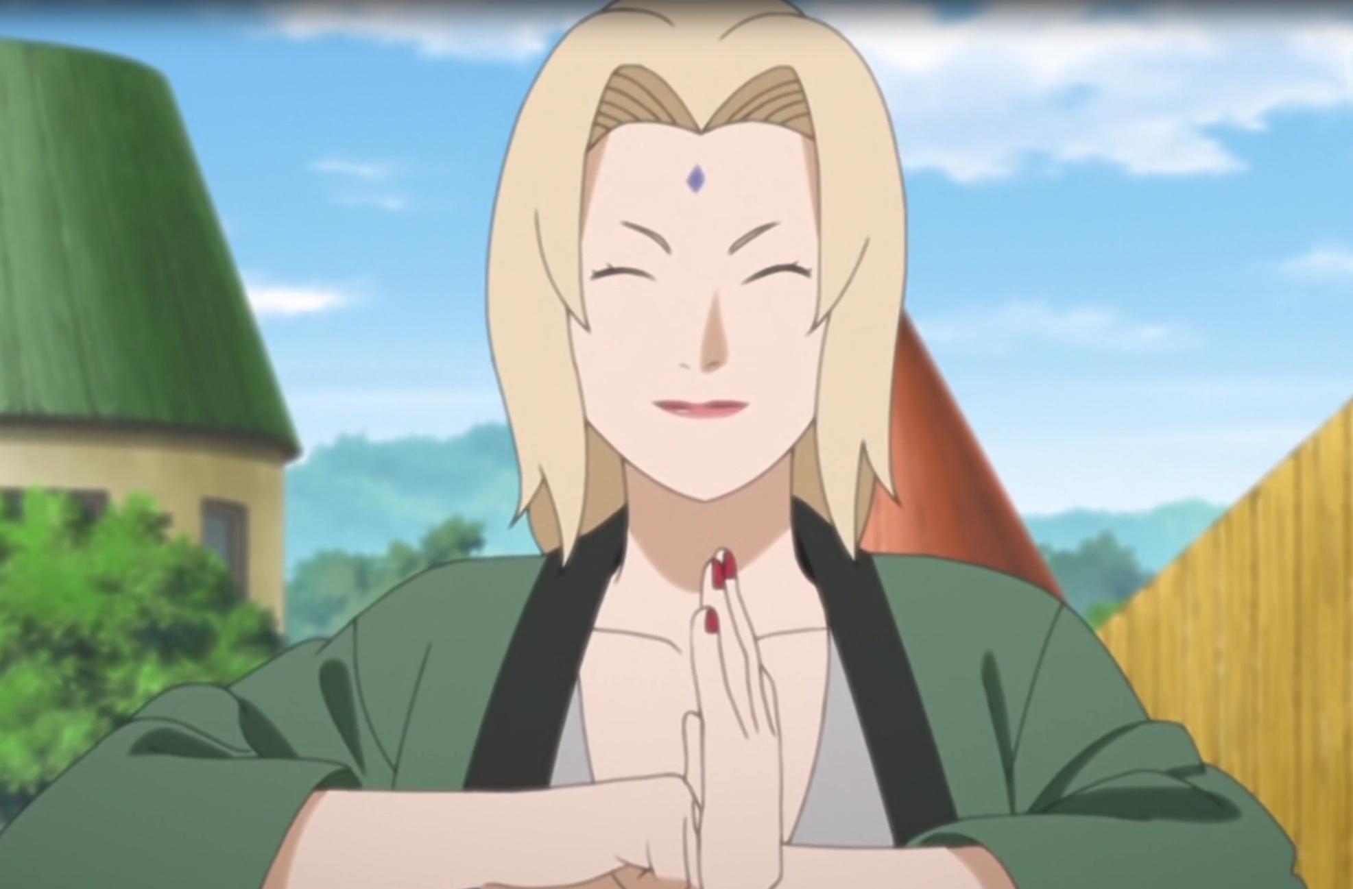 小櫻學會了綱手所有忍術,可為什麼覺得她們的實力依舊相差巨大?