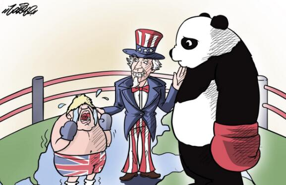 又欠收拾了?波音出事英媒栽赃中国航空,被我使馆痛批后拒绝道歉