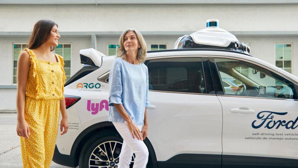 预见未来 福特如何诠释自动驾驶