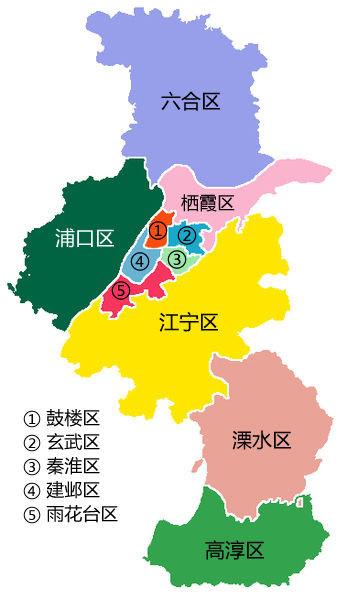 南京3日游攻略,走一遍南京各大景点