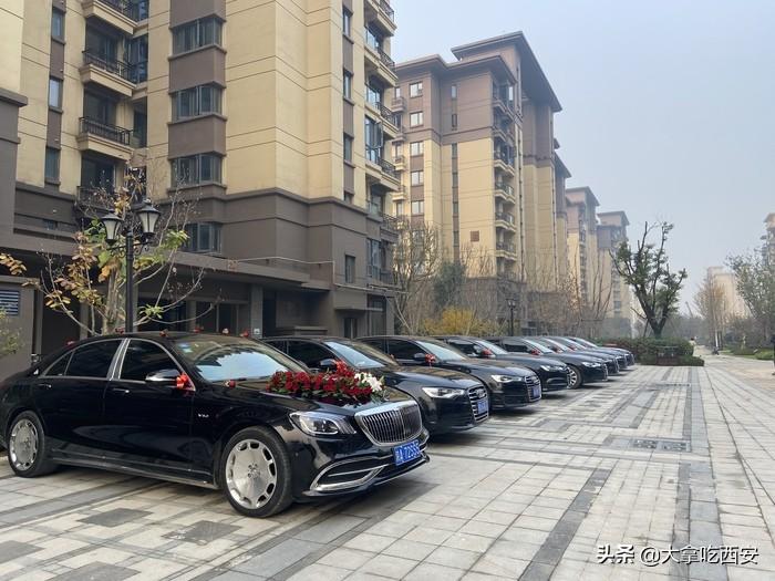 在西安租婚车技巧分享,结婚怎么租婚车才能价格最低