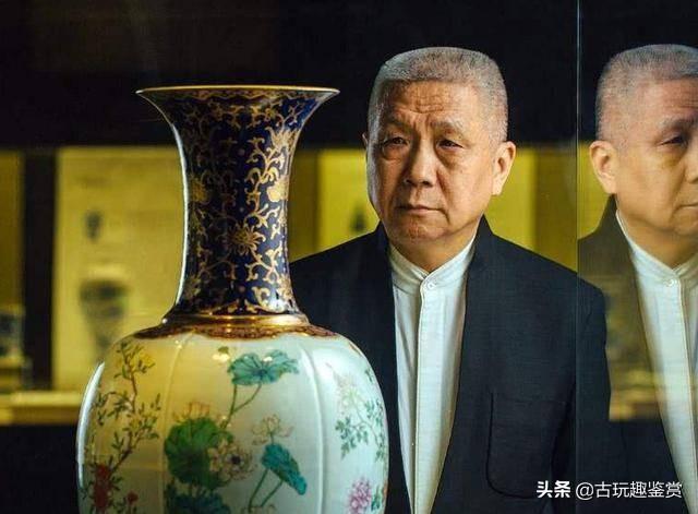 马未都:英国一个孤儿,砸了中国100多万件文物,赚了5000万美元