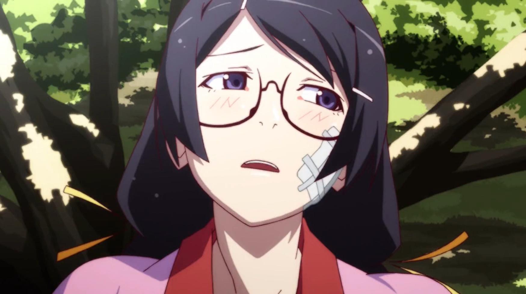 摘下眼鏡十八變,「眼鏡封印術」下的絕美少女