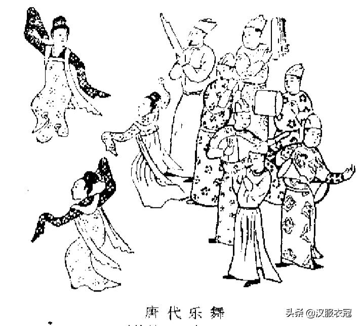 古代翩若惊鸿的舞衣,为什么被那么多古装剧所钟爱?