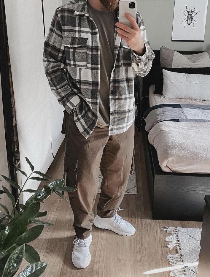 30+男士这样穿,休闲舒适还能兼并时尚