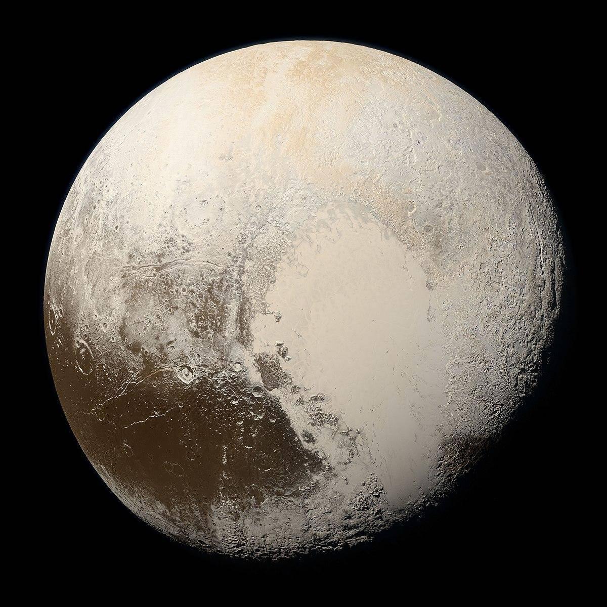 快要被人们遗忘的冥王星原来有这么多迷人的发现