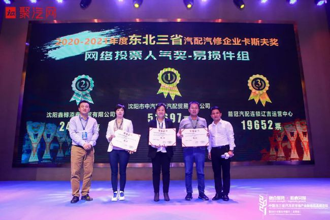 2021中国(东三省)汽车后市场产业新格局高峰论坛圆满落幕