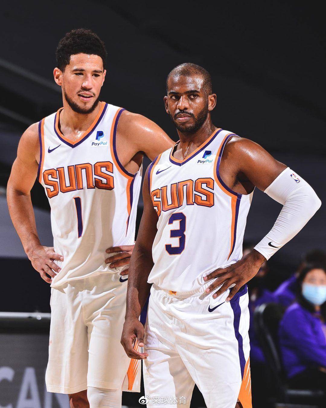 今天直播NBA:湖人VS太阳,紫金军能否全胜收官?