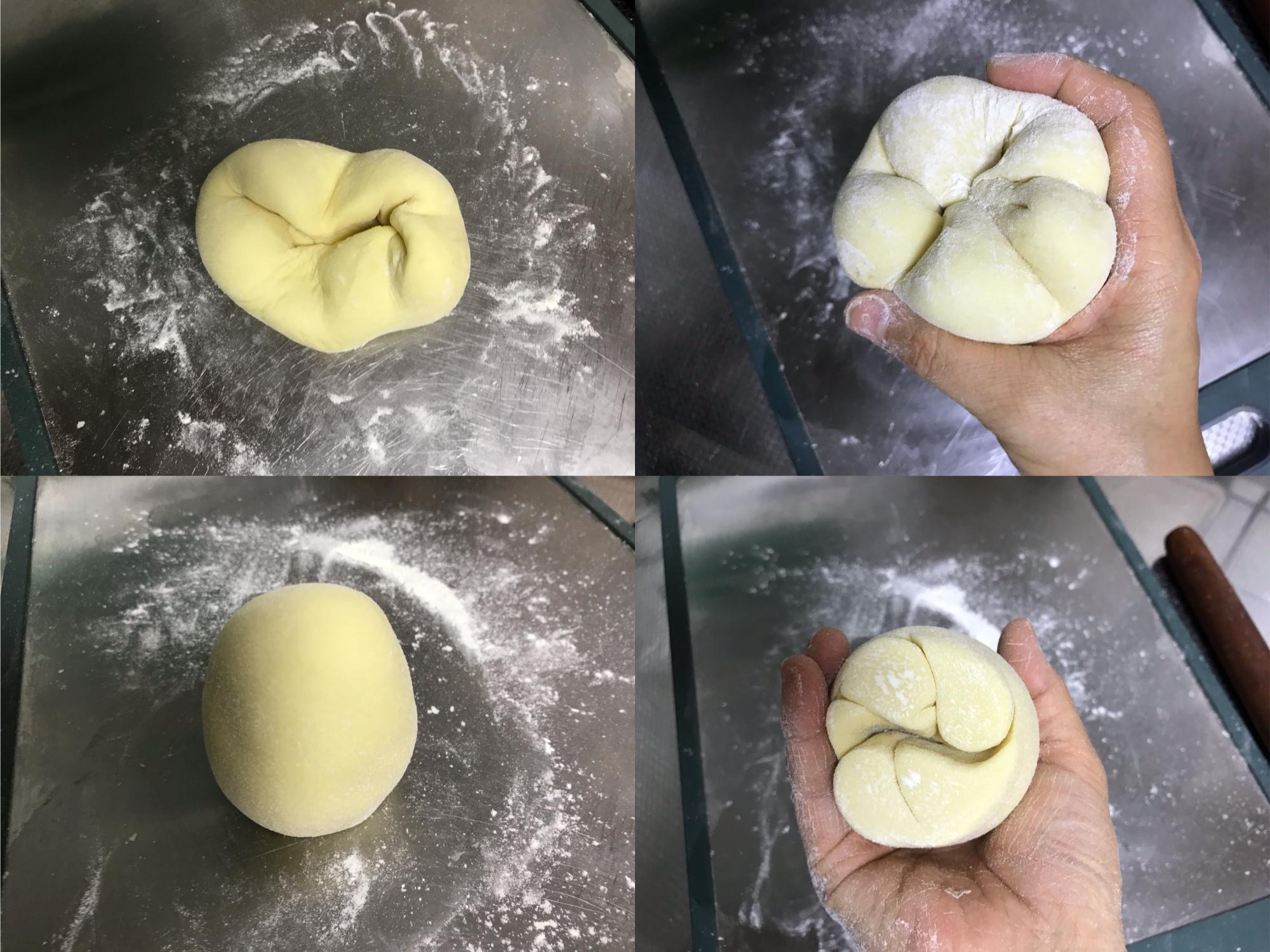 1碗面粉1个鸡蛋,网上很火的做法,易操作,松软香甜比面包好吃 美食做法 第5张