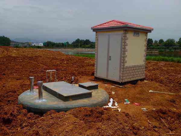 """安装一体化预制泵站,一定要找一个合适的""""坑"""""""