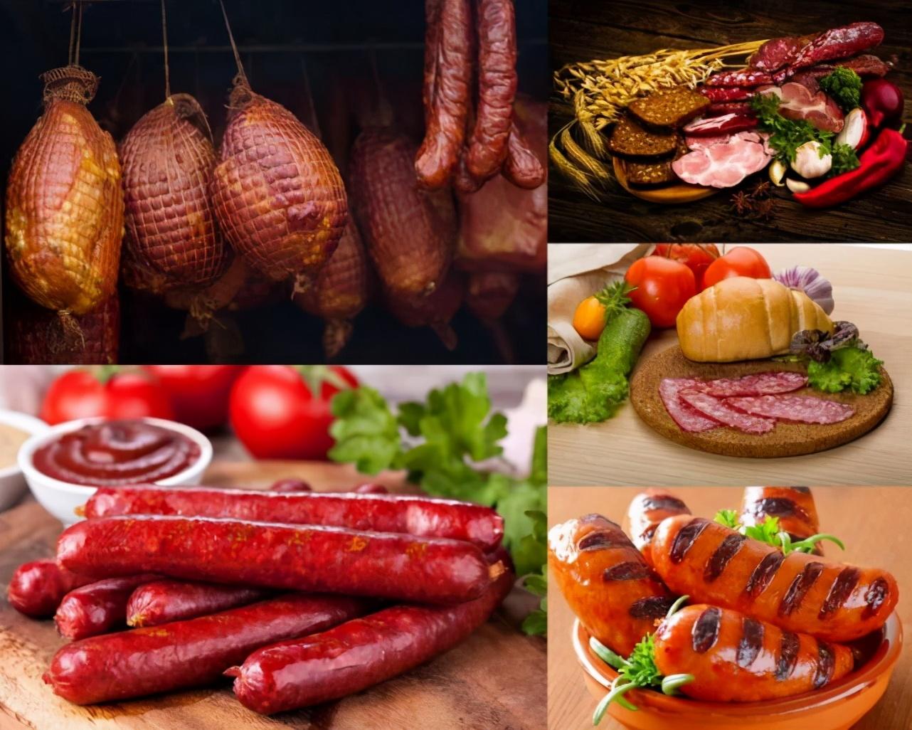 传统美食——中式香肠的制作 美食做法 第2张
