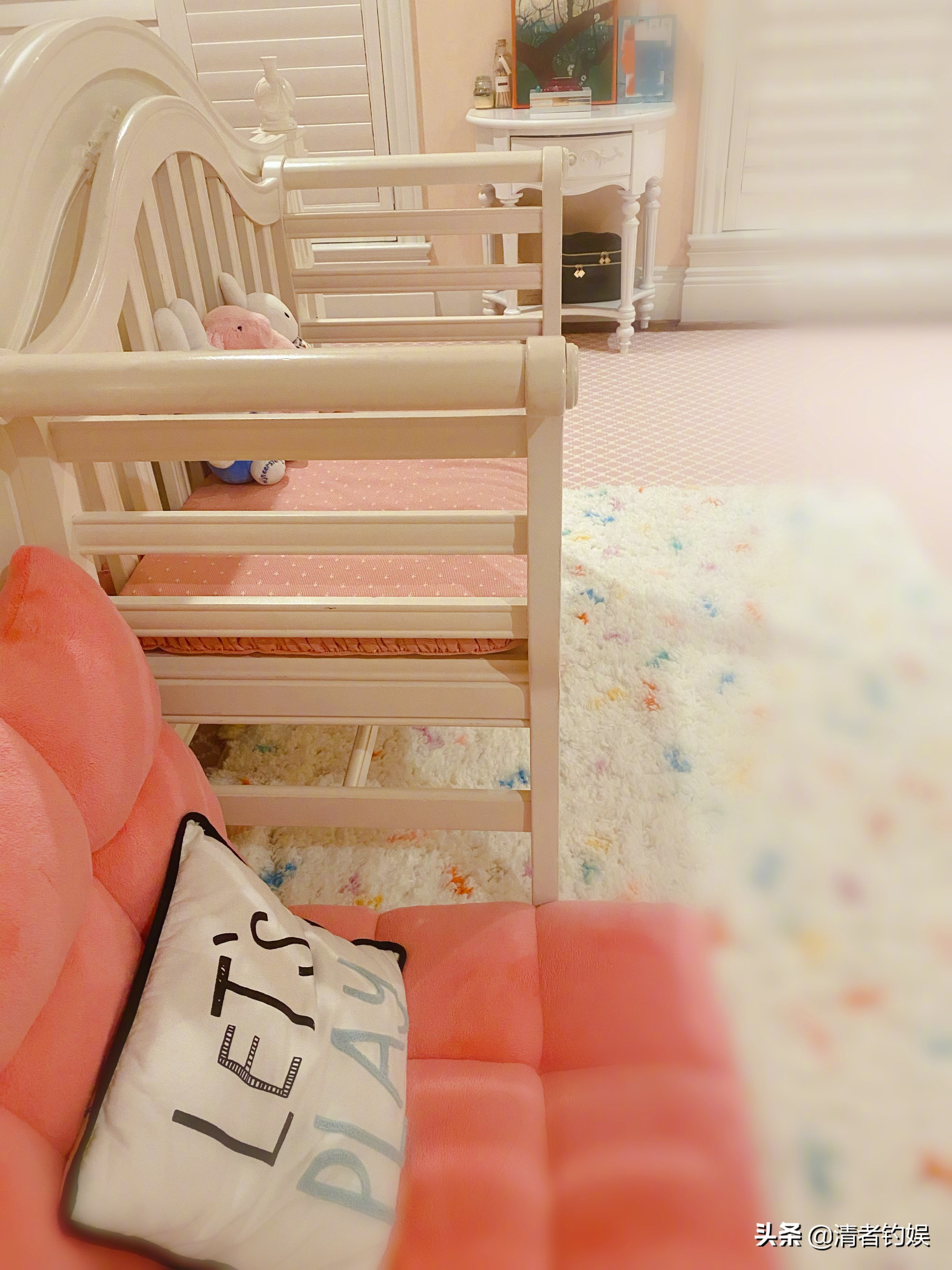 乌龙!舒畅又否认隐婚生子了,买的椅子因过于可爱被认为是婴