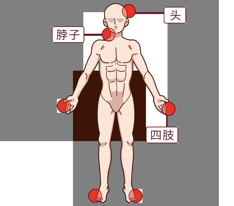 """经常手脚发冷,可能是身体在提示你,被这3种疾病""""盯上""""了"""