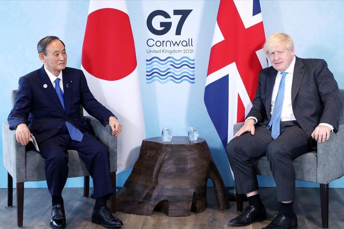 解放軍軍機大規模繞台,警告G7國家:絕不容許你們插手台海問題