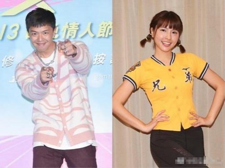 黄鸿升女友峮峮发文,破坏约定意外曝他人品,2周前曾说不结婚