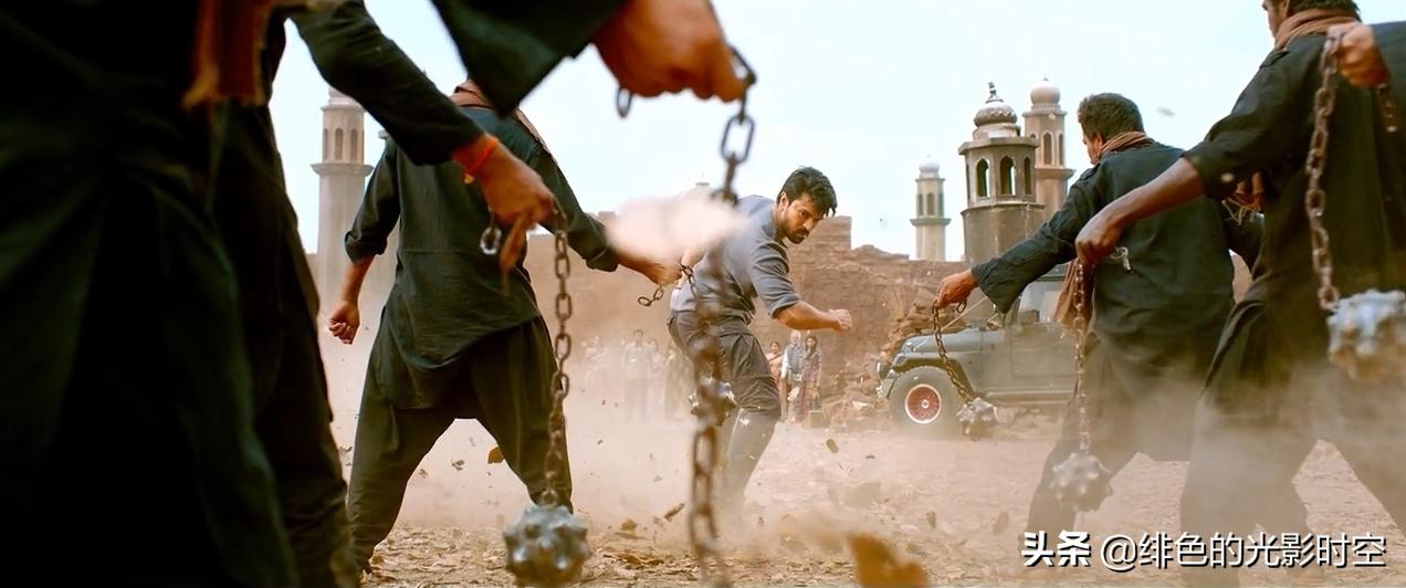 《黄沙战神》:印度南部的人民都是这样开挂的!