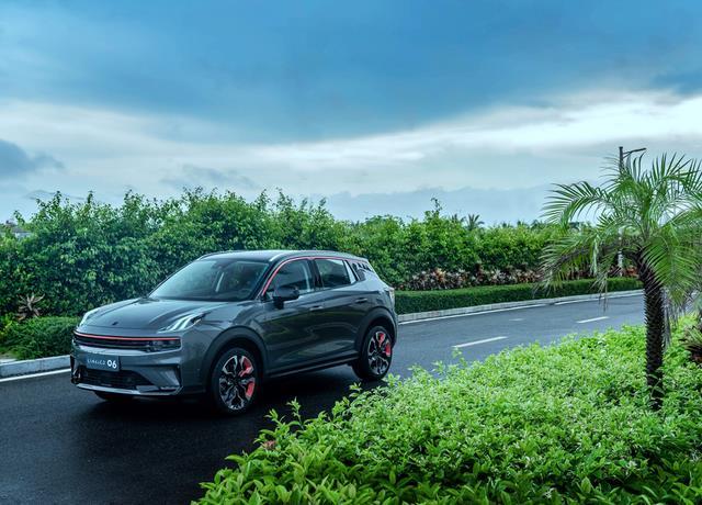 搅局15万级SUV市场 领克06竞争力在哪?