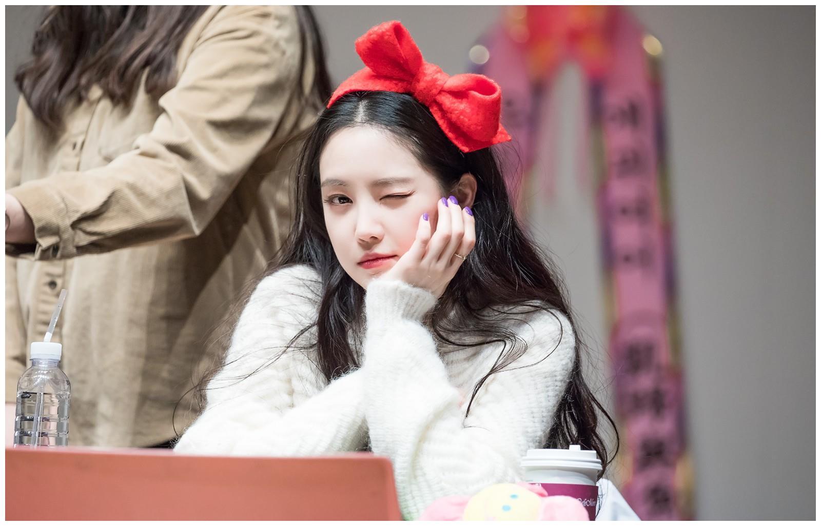 APINK尹普美上传生日照,唯独不见孙娜恩,难道YG不放人?