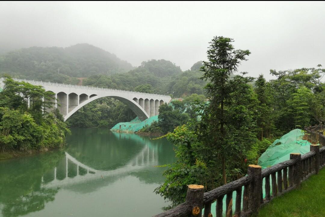 国家园林城市—湖南攸县