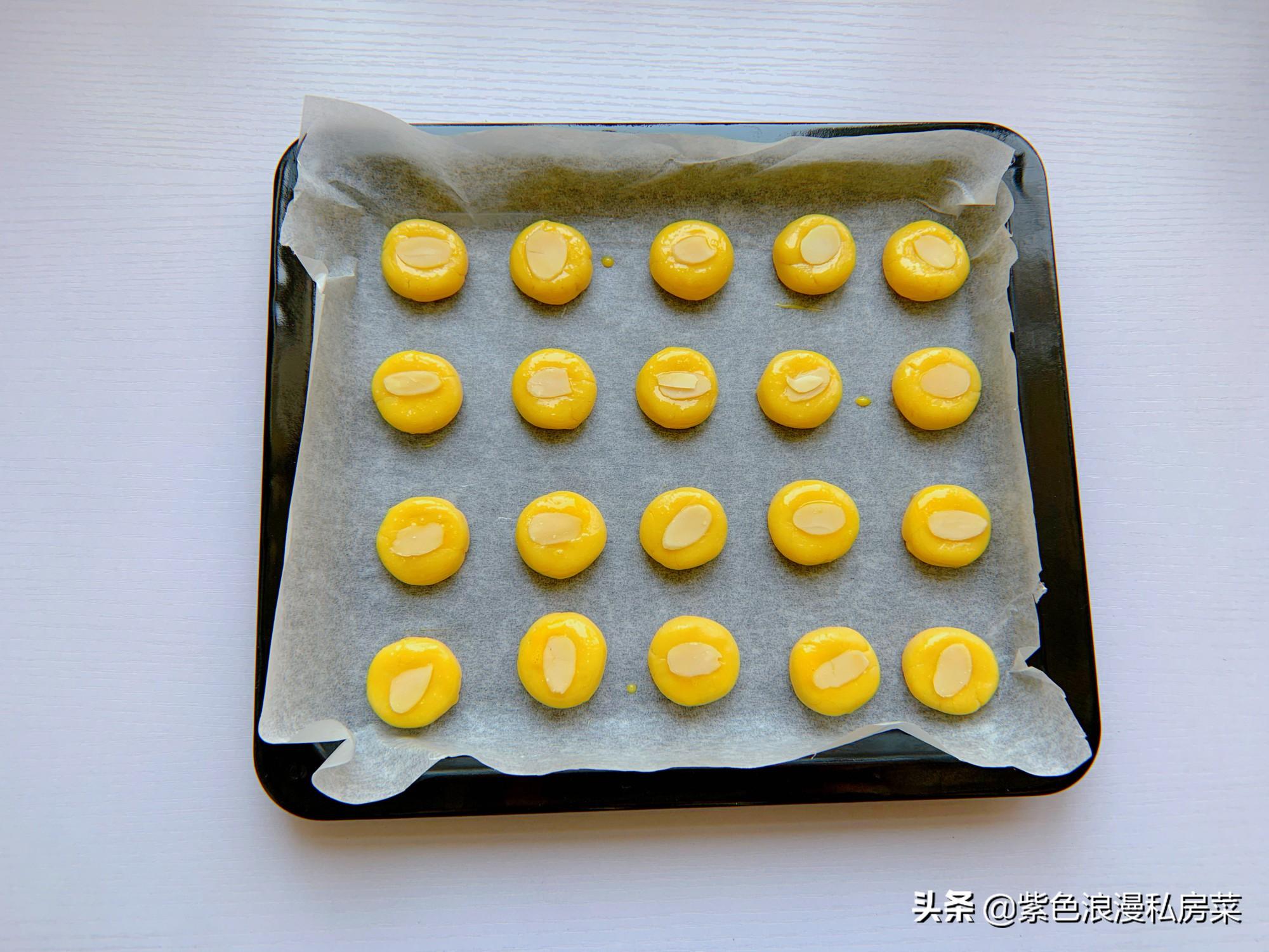 簡單易做的小甜品,奶香濃郁,一口一個酥到掉渣,新手看完就會