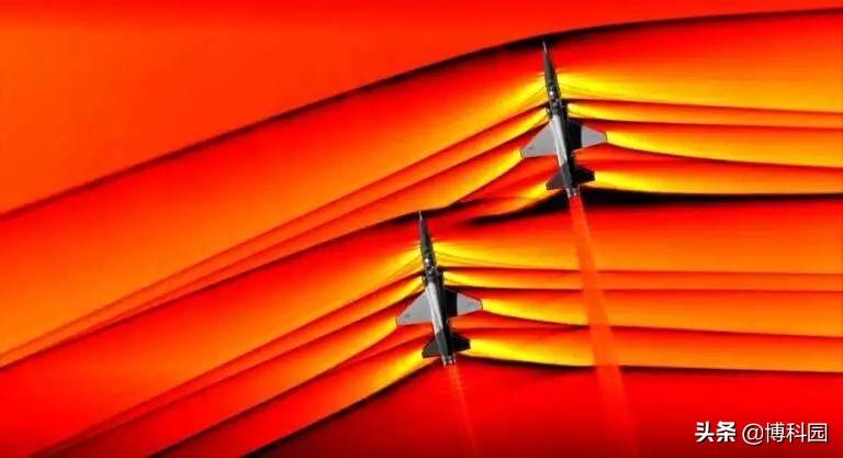 首次!捕捉到前所未有的超音速冲击波图像!