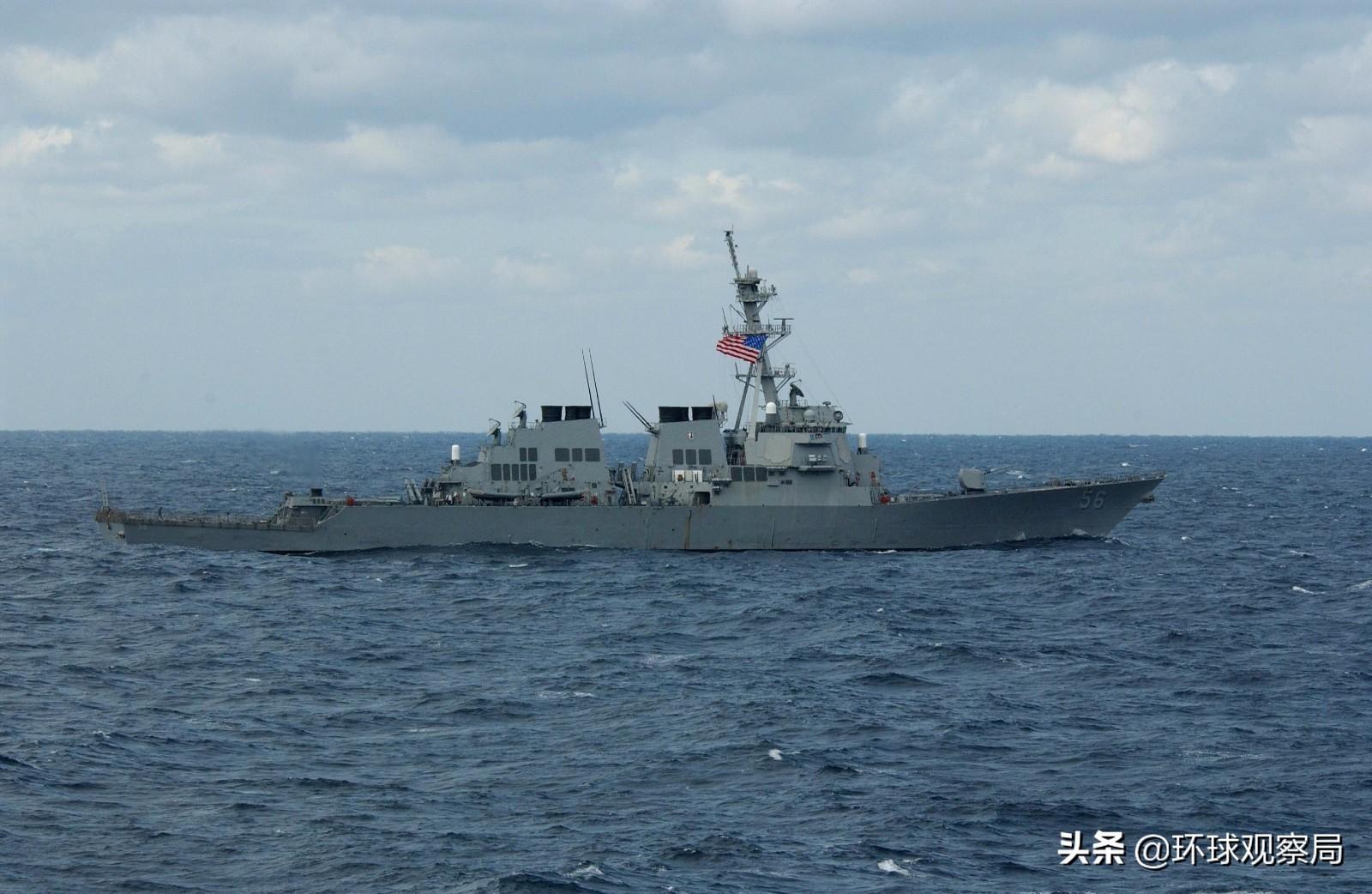 """2艘菲军舰闯黄岩岛,重演""""坐滩霸礁""""?杜特尔特下台前要最后一搏"""