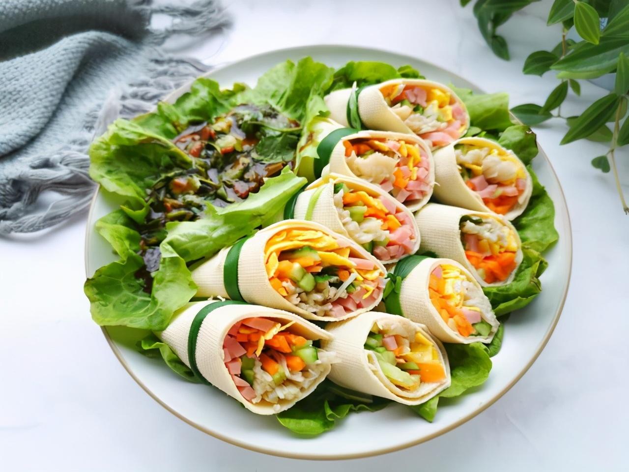 减肥无需饿肚子,分享8道减脂菜,低脂粗纤维,大肚腩越来越小 减肥菜谱 第3张