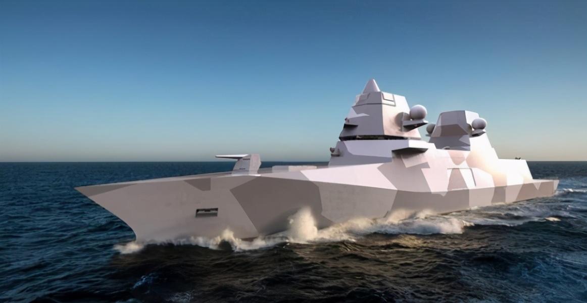 德国也要调遣军舰向中国示威,具体派来什么?专家:大型巡逻舰