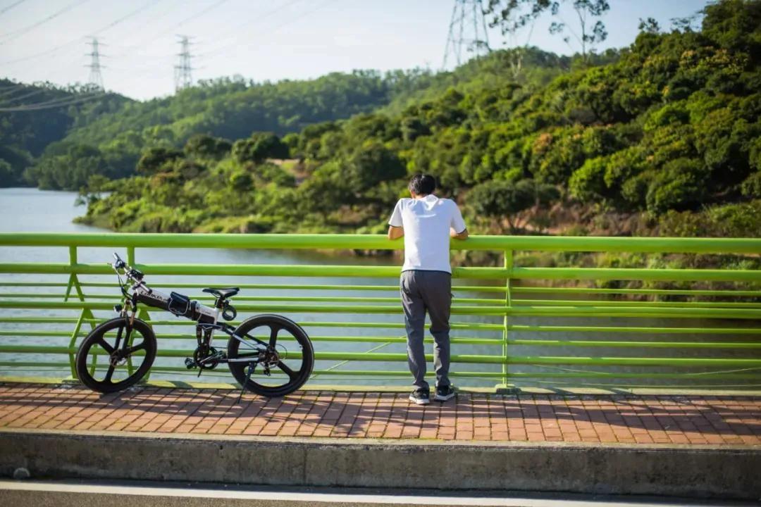 全长17km!珠三角zui美绿道,竟然就藏在东莞