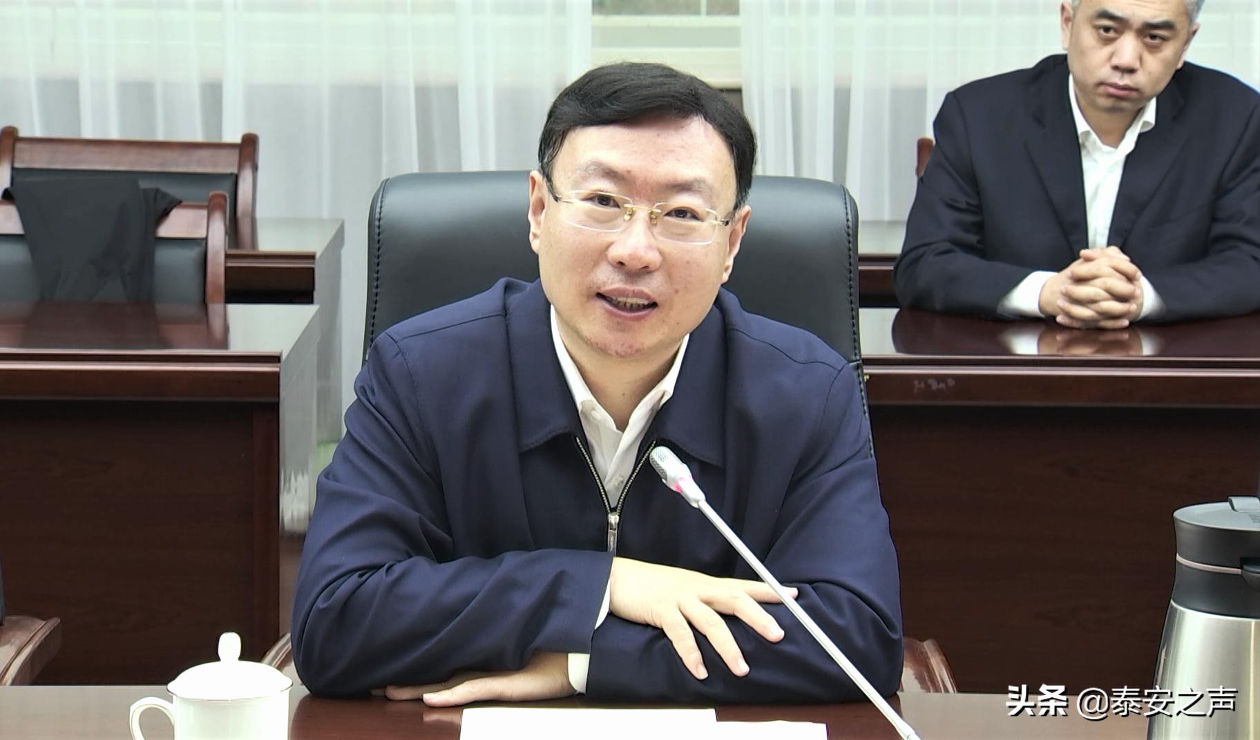 泰安与中国电力建设集团有限公司签订战略合作协议