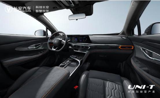 全新配色 1.5T动力升级 新款长安UNI-T官图发布